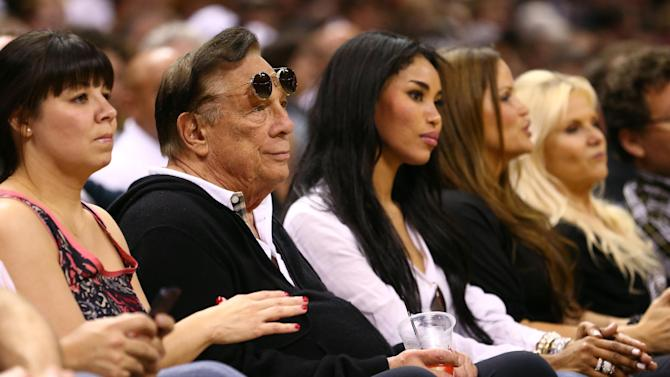 Stiviano speaks about Sterling, recording