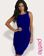 Asos.com cobalt dress, $53.79.
