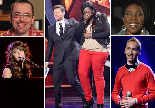 Idology: Who Broke Out of the Pack This Week on Idol? And Who Merely Shot the Peacock?