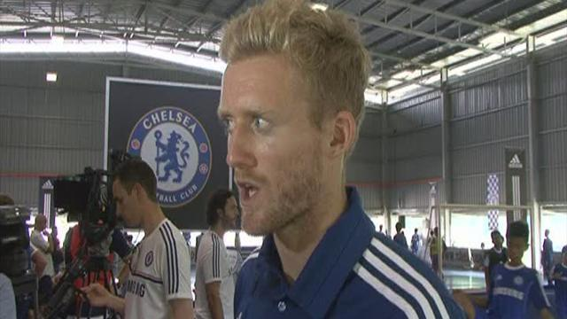 Premier League - Schurrle boosted by Chelsea move