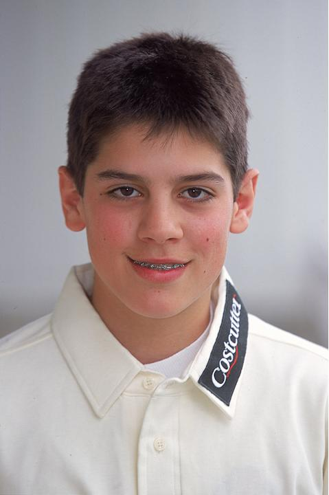 Head Shot of Alastair Cook