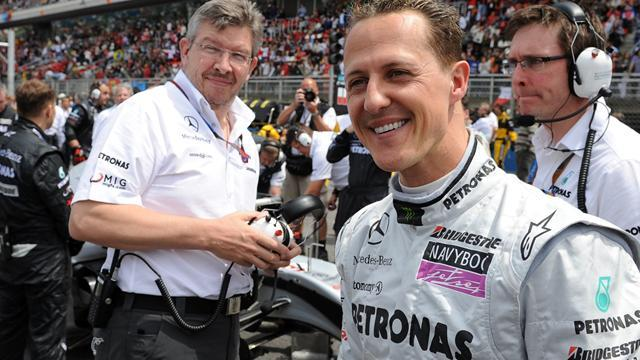 Brawn: Schumacher may take Mercedes role