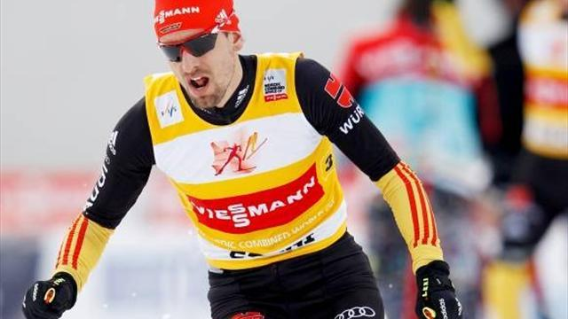 Nordic Combined - Kircheisen wins in Almaty with leaders absent