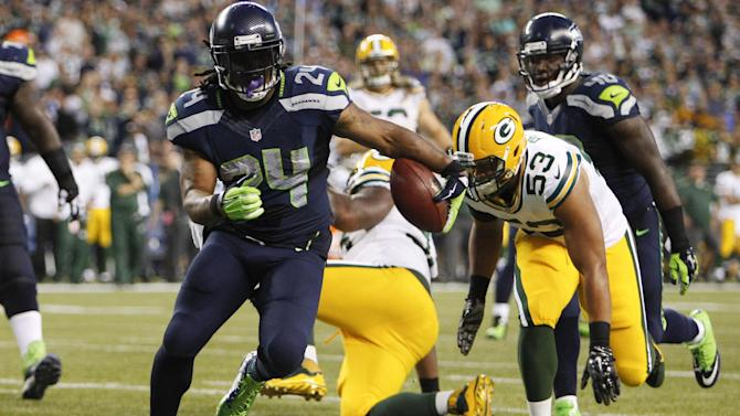 American Football - Packers seek revenge in Seattle with Super Bowl berth at stake