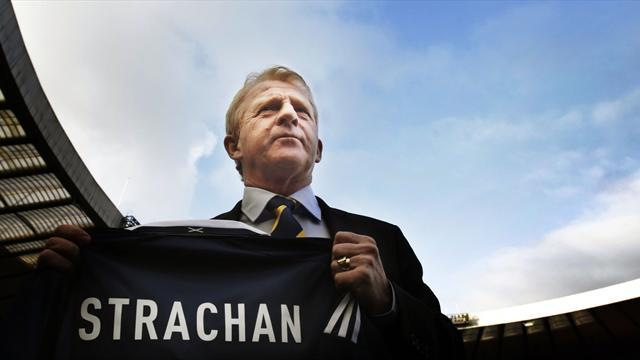 Scottish Football - Strachan glad to have missed out before