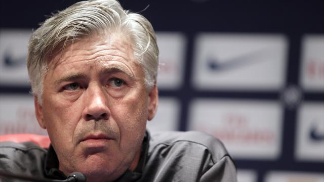 Ligue 1 - Ancelotti: PSG must get over rough patch