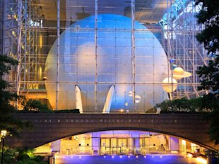 The Rose Center for Earth and Space at the American Museum of Natural History