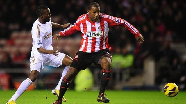 Premier League - Bramble confirms Sunderland exit