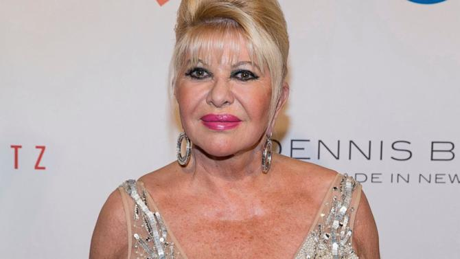 entertainment ivana trump write memoir about raising three kids with donald