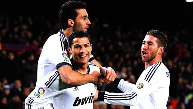 Real Madrid 2-1 Barcelona