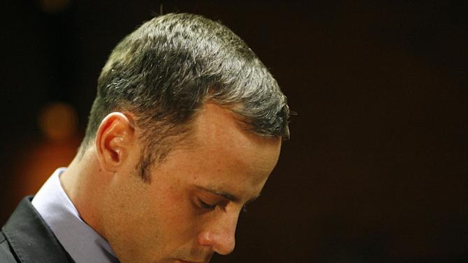 Expert says Steenkamp standing at 1st shot