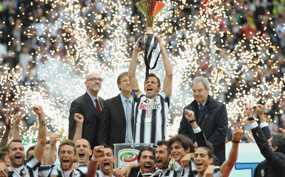 There will never be another Del Piero: Juventus say arrivederci to the most loved player in their history