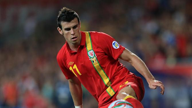 Gareth Bale was Wales' standout performer against Belgium