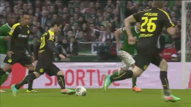 Bundesliga - Highlights: Bremen v Dortmund