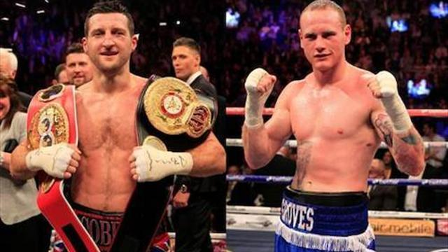 Boxing - Mouthwatering Matchups - Ten top domestic fights for 2014