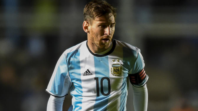 Messi on track in recovery ahead of Copa America