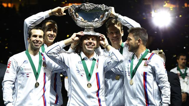Tennis - British Eurosport agrees Davis Cup rights