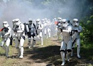 The 501st on a field day