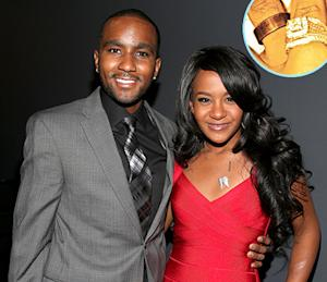 "Bobbi Kristina Brown and Nick Gordon ""Happily Married:"" See Their Wedding Rings!"