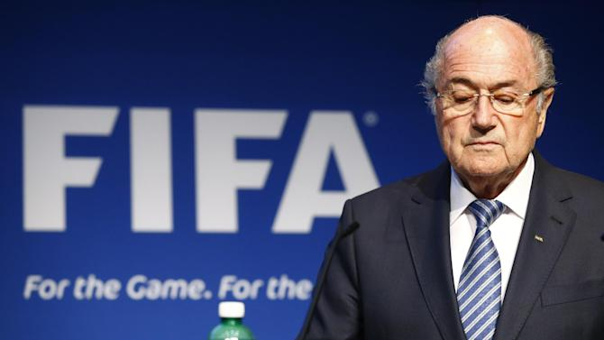 Football - Overreaction Theatre: 'FIFA always appeared to be such a fine upstanding organisation'