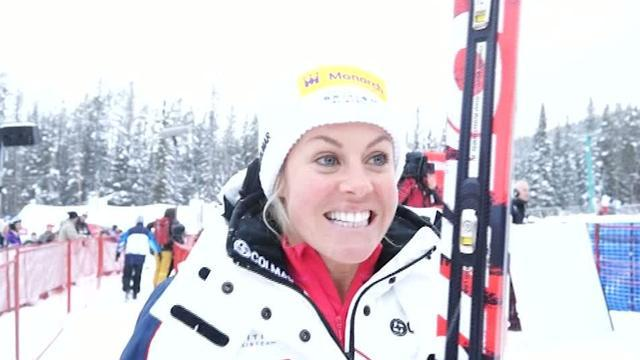 Alpine Skiing - Alcott set to reach Sochi the hard way