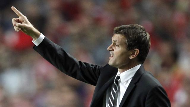 Liga - Madrid send best wishes to Vilanova