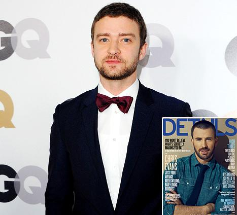 """Justin Timberlake: I Looked """"Like a Moron"""" When I Was in 'N Sync"""