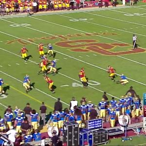 Highlight: USC's Adoree' Jackson returns a punt 43 yards to the house