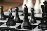 Data Driven Marketing Step One: Get Smart, Get Strategic image chess