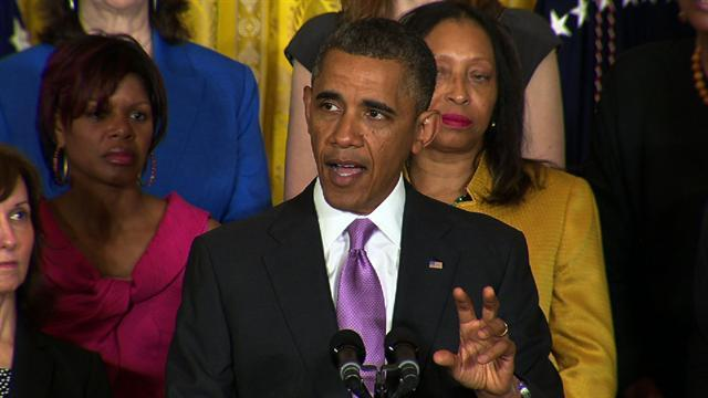 """Obama: """"110 percent committed"""" to getting Obamacare implementation """"done right"""""""