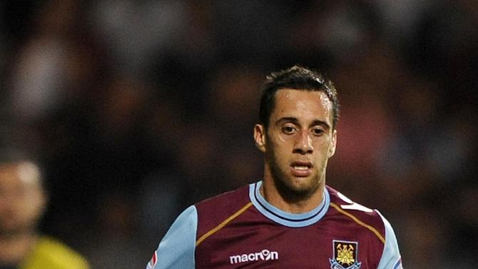Sam Baldock has left West Ham in the hope of gaining first-team football at Britsol City