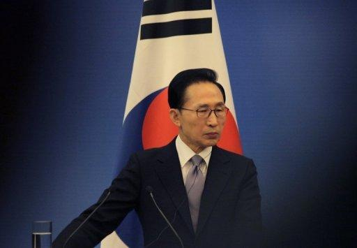 S.Korea's President Lee Myung-bak is in Myanmar on a two-day trip aimed at promoting economic ties