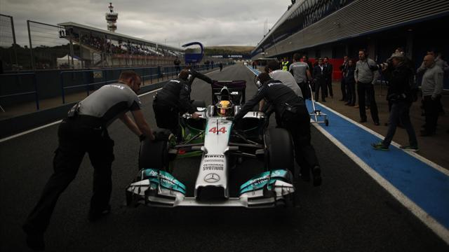 Formula 1 - Mercedes chief defends 2014 F1 nose safety