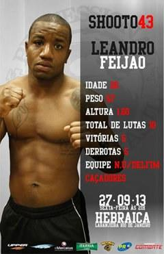 Brazilian Fighter Leandro Souza Dies Prior to Shooto 43 Weigh-ins, Event Cancelled