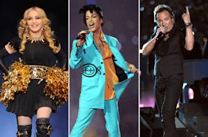 Weekend Rock Question: What Is the Greatest Super Bowl Halftime Show?