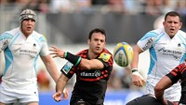 Rugby - McCall unhappy with challenge