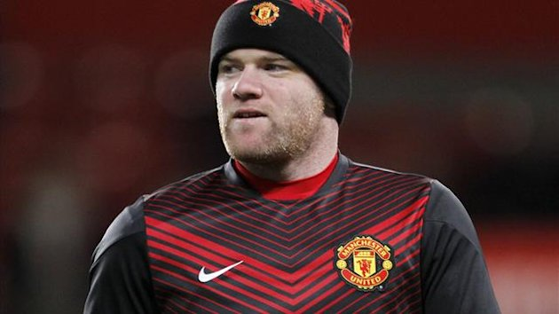 Wayne Rooney, Manchester United (PA Photos)