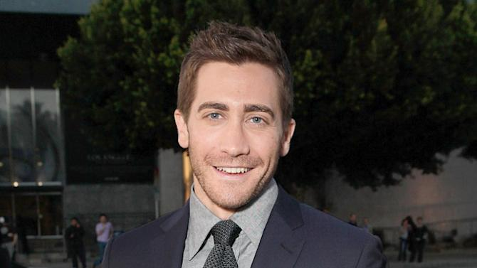 Jake Gyllenhaal Source Code Los Angeles Premiere Red Carpet