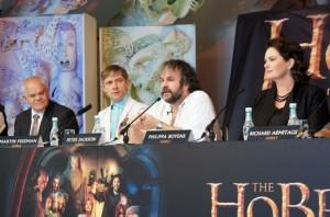 Peter Jackson Again Denies Animal Abuse Claims Before 'Hobbit' Premiere