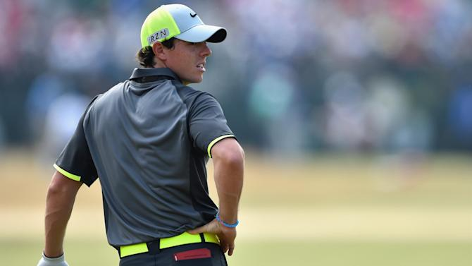 The Open Championship - McIlroy charges clear with another 66 at Hoylake