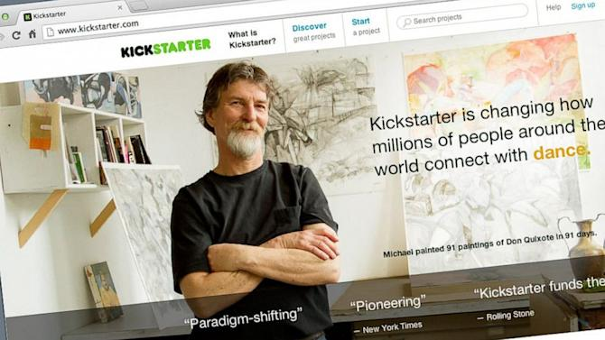 Newly Legal: Buying Stock in Start-Ups Via Crowdsourcing