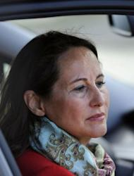 French Socialist candidate Segolene Royal, has four children with the current president Francois Hollande. His current partner has voiced support for her opponent