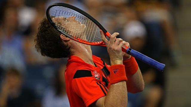 Tennis - Murray out of ATP World Tour Finals