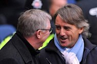 Sir Alex Ferguson: Mancini is looking for self-sympathy