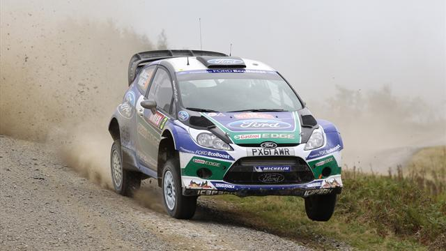 WRC - Teams welcome revised Rally GB route