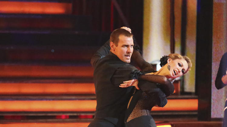 Ingo Rademacher and  Kym Johnson (4/22/13)