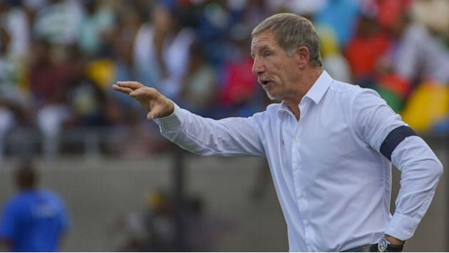 Highlands Park were not a walk in the park, says SuperSport United coach Baxter