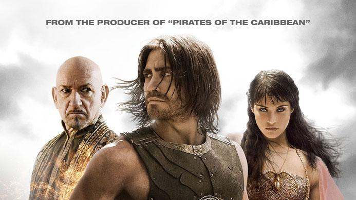 Jake Gyllenhaal Prince of Persia: The Sands of Time Production Stills Walt Disney 2010