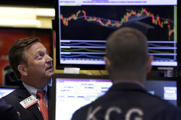 US stocks plunge after bleak Chinese manufacturing report