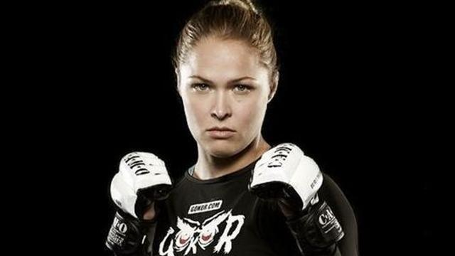Mixed Martial Arts - Rousey flying high after move to UFC